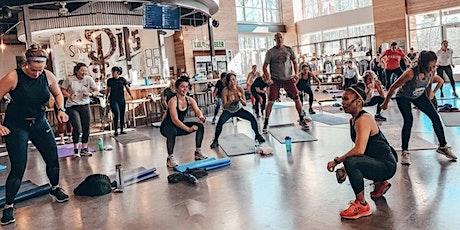 acac + Hardywood West Creek: Boot Camp / Yoga Class tickets