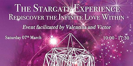 Stargate Meditation: Re-discover the Infinite Love Within tickets