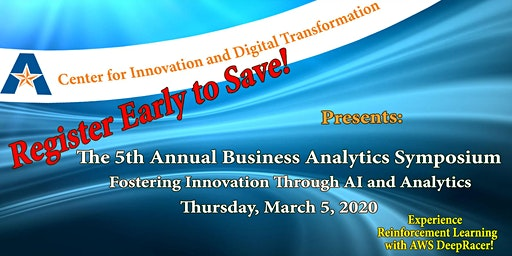 Fifth Annual Business Analytics Symposium
