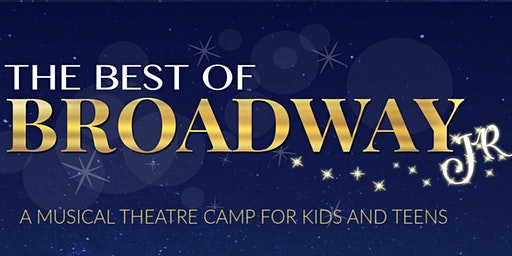 """The Best of Broadway Jr."" Camp hosted by the Wieand Vocal Studio"