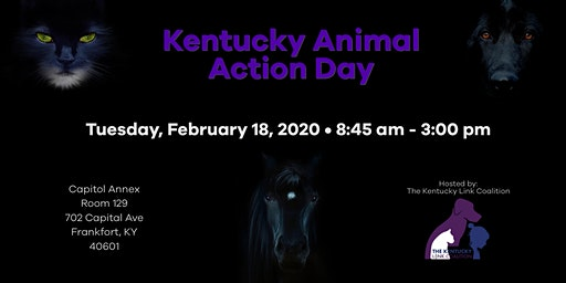 Kentucky Animal Action Day 2020