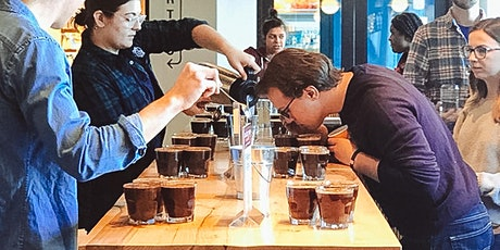 February Coffee Cupping Event at Night Shift Lovejoy Wharf tickets