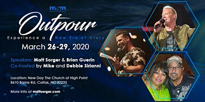 Outpour Gathering - Experience a New Era of Glory