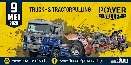 Power Valley 2020 - Truck & Tractorpulling tickets