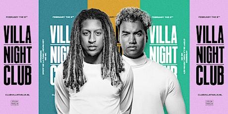 Villa Night Club 8-2 tickets