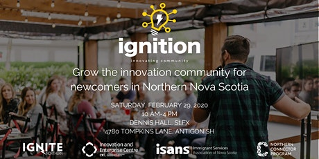 IGNITION Antigonish tickets