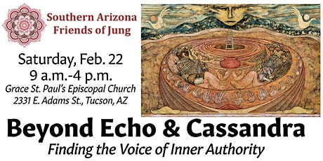 Beyond Echo & Cassandra: Finding the Innter Voice of Authority tickets