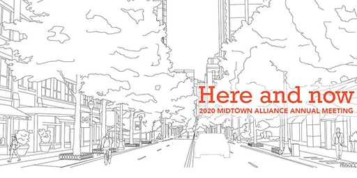 2020 Midtown Alliance Annual Meeting