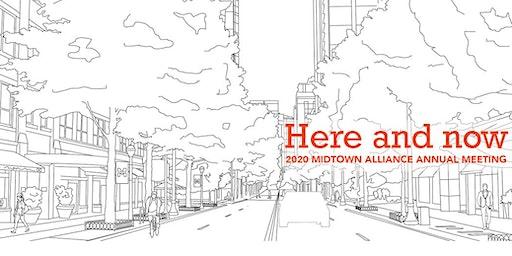 2020 Midtown Alliance Annual Meeting