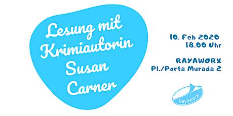 Lesung mit Susan Carner entradas