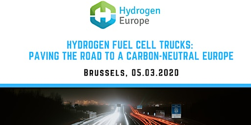 Hydrogen fuel cell trucks: paving the road to a carbon-neutral Europe