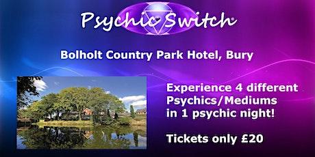 Psychic Switch - Bury tickets