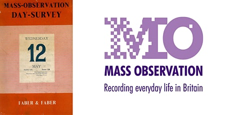 Mass Observing the 12th May tickets
