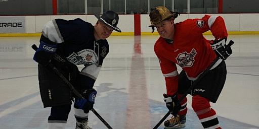 19th Annual Treasure Valley Guns N Hoses Hockey Game