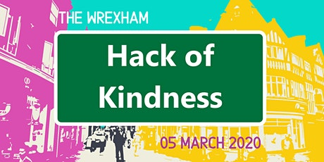 Wrexham Hack of Kindness tickets