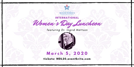 International Women's Day Luncheon 2020 tickets