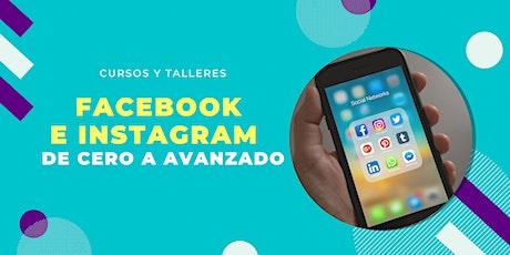 Marketing Digital en Facebook e Instagram tickets