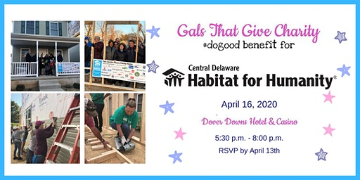 #dogood Benefit for Central Delaware Habitat for Humanity