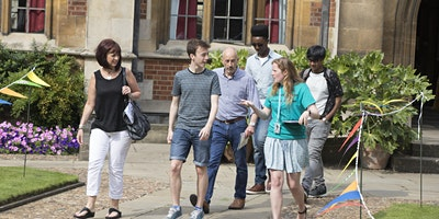 Pembroke College Open Day - Friday 17th April 2020 (Sciences and Mathematics)