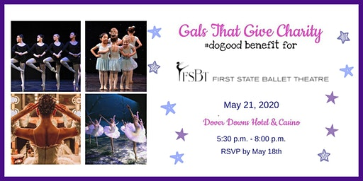 #dogood Benefit for First State Ballet Theatre