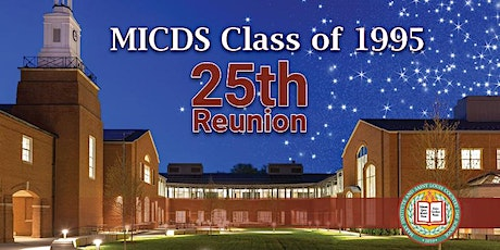 MICDS Class of 1995 - 25th Reunion tickets