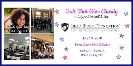 #dogood Benefit for Beau Biden Foundation  tickets