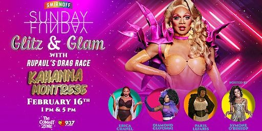 Sunday Funday with KAHANNA MONTRESE  from RuPaul's Drag Race