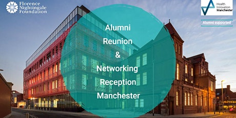 Alumni Networking Reception Manchester tickets