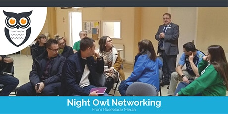 Night Owl Business Networking tickets