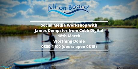 Social Media Marketing Workshop tickets