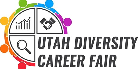 Utah Diversity Career Fair 2020 tickets