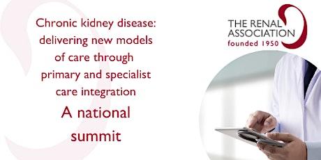 National summit on virtual CKD clinics tickets