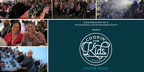 Cookin' For Kids Oyster Roast tickets