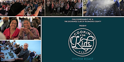 Cookin' For Kids Oyster Roast