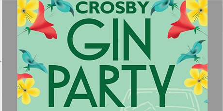 Crosby Gin Party 2020 tickets