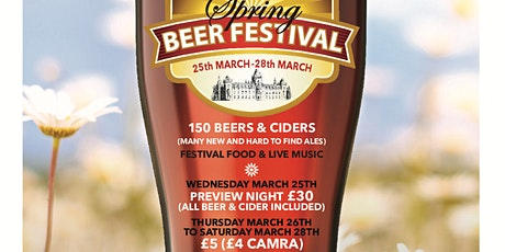 Wandsworth Common Spring Beer & Cider Festival 2020 tickets