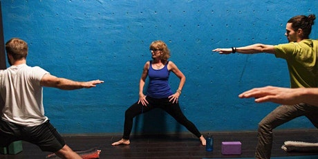 Yoga for Runners with Mama Jo Yoga tickets