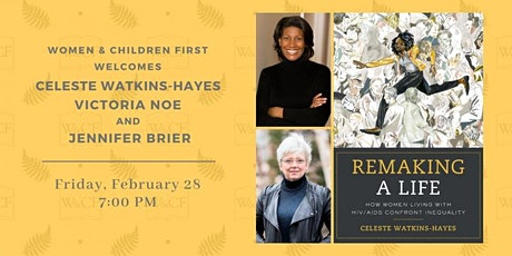Celeste Watkins-Hayes & Victoria Noe in conversation with Jennifer Brier tickets