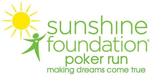 2nd Annual Sunshine Foundation Poker Run