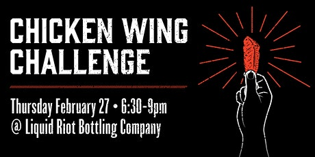 Chicken Wing Challenge 2020 tickets