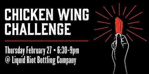 Chicken Wing Challenge 2020