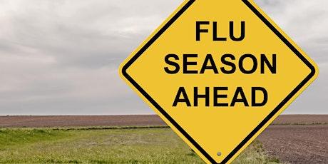 Influenza Update tickets