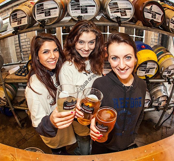 Wandsworth Common Spring Beer & Cider Festival 2020 image