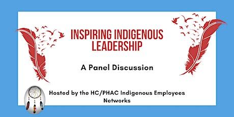 Inspiring Indigenous Leadership Event tickets