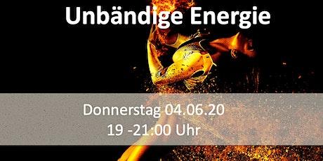 Resilienz und ungebremste Energie Tickets