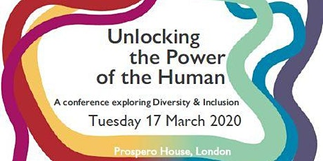 'Unlocking the Power of the Human' Conference tickets