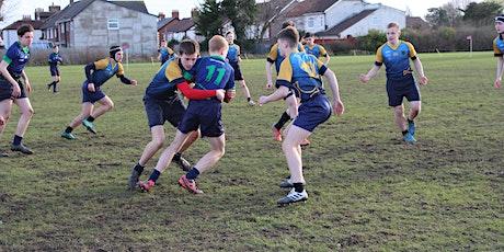 Yr9 Rugby tickets