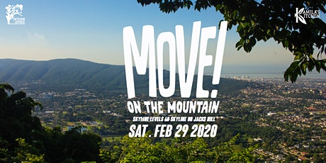 MOVE! On the Mountain with Kamila McDonald tickets