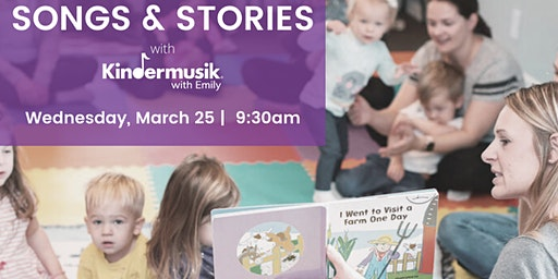 Songs & Stories with Kindermusik