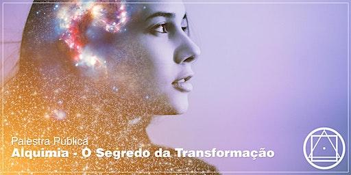 """Palestra em S. Bernardo do Campo - """"Alquimia - O Segredo da Transformação"""""""